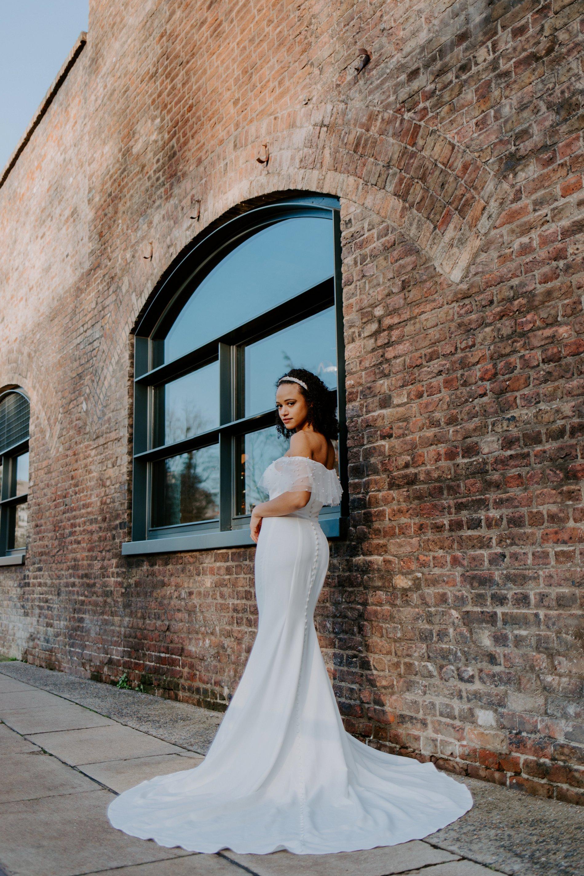 City Wedding Styled Shoot at Coal Drops Yard (c) Emztography (49)