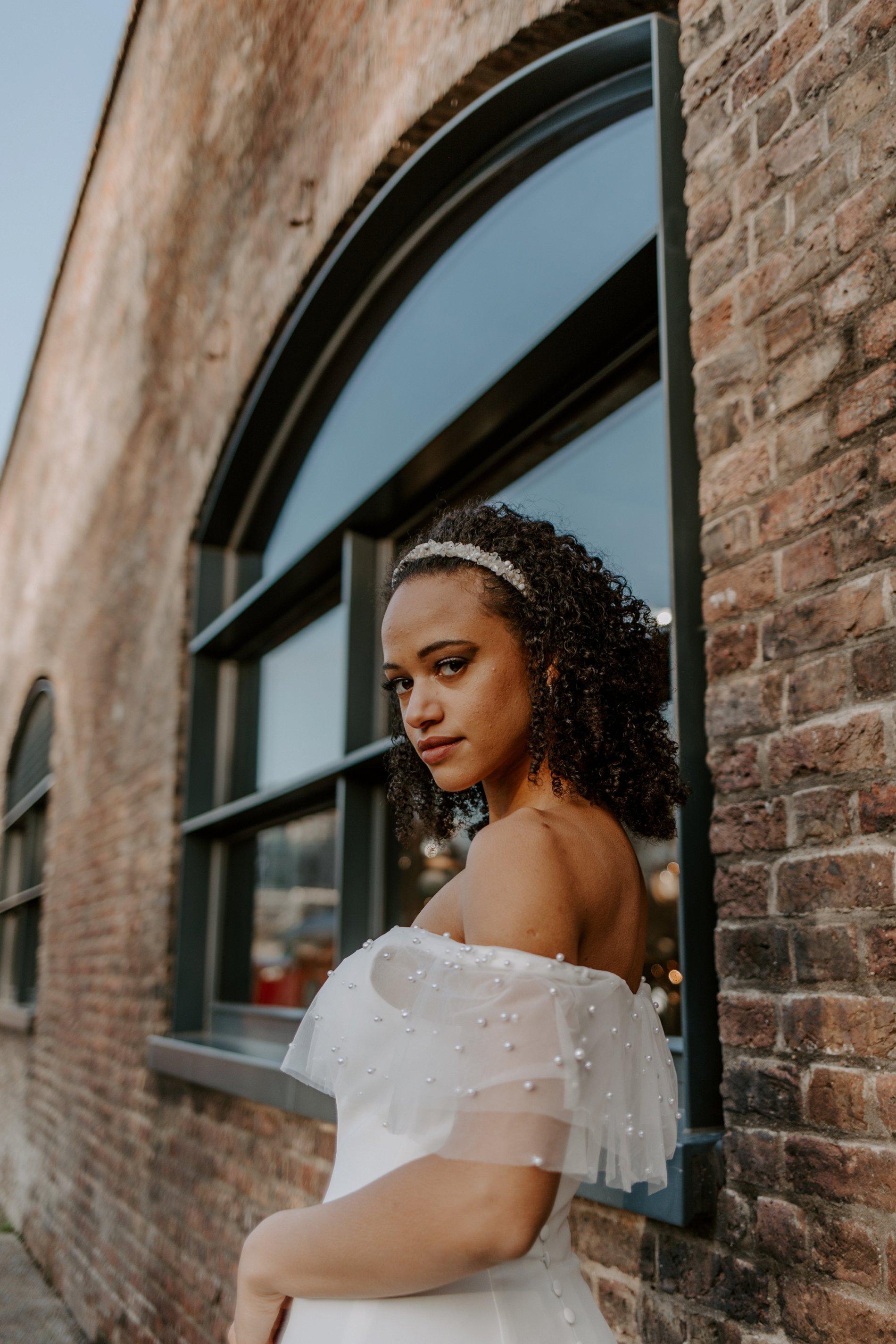 City Wedding Styled Shoot at Coal Drops Yard (c) Emztography (50)