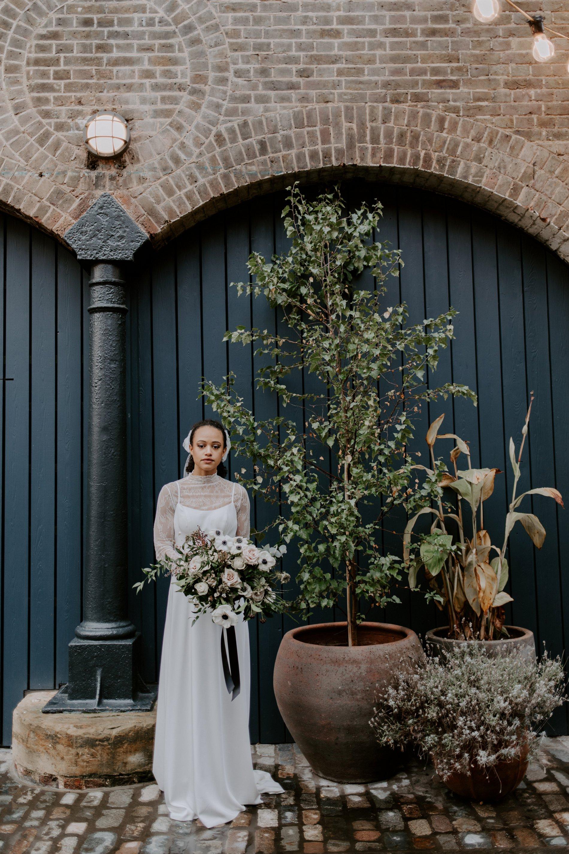 City Wedding Styled Shoot at Coal Drops Yard (c) Emztography (6)