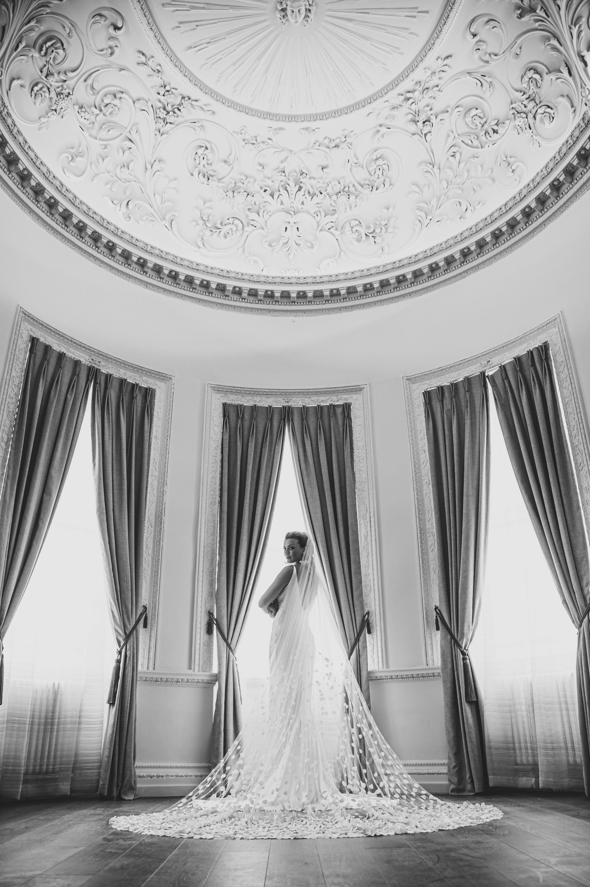 A Black Tie Wedding Shoot at The Old Palace Chester (c) Adam Hudson Photography (2)
