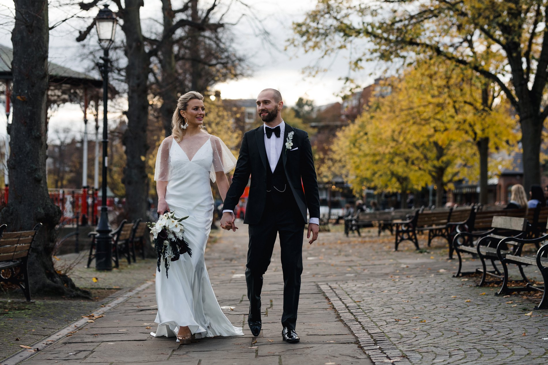 A Black Tie Wedding Shoot at The Old Palace Chester (c) Adam Hudson Photography (35)