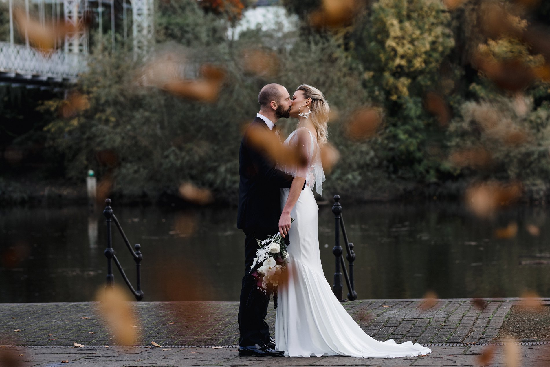 A Black Tie Wedding Shoot at The Old Palace Chester (c) Adam Hudson Photography (36)