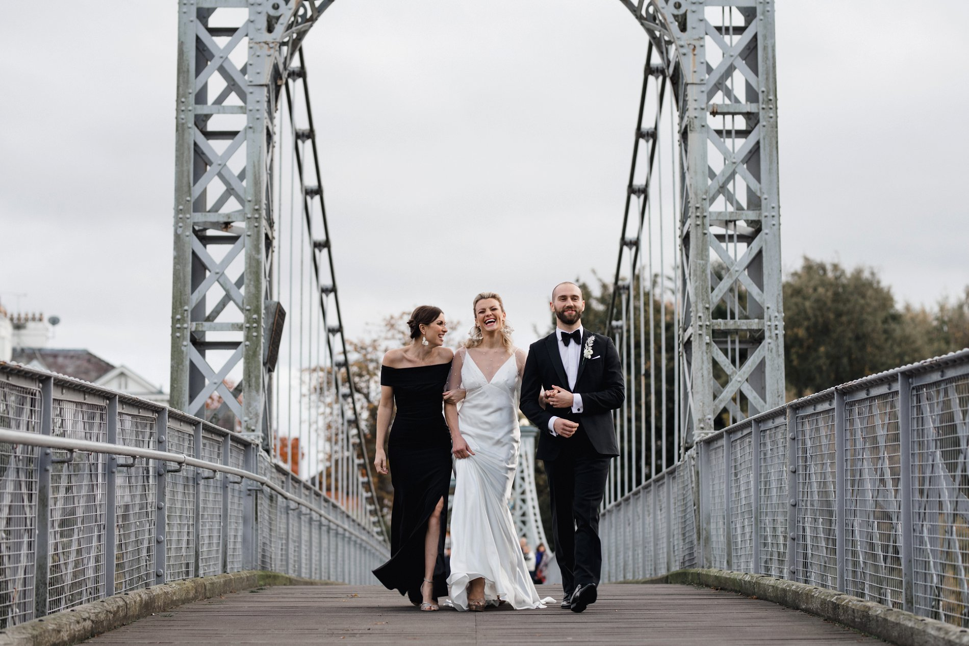 A Black Tie Wedding Shoot at The Old Palace Chester (c) Adam Hudson Photography (37)
